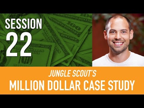 INVENTORY management w/ Forecastly 🏭 Million Dollar Case Study | Jungle Scout I Session 22