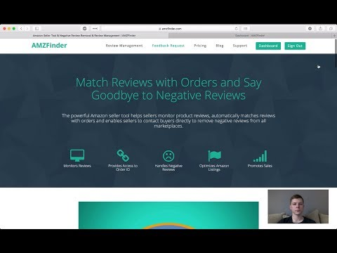 Smart Amazon FBA Seller Tools: AMZFinder Review