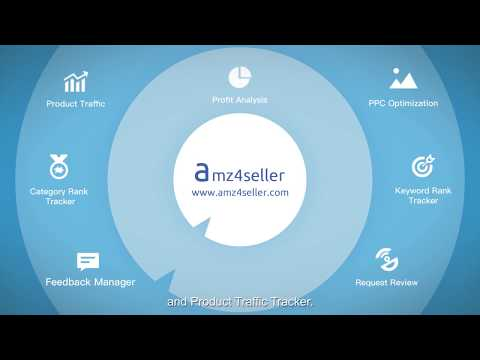 amz4seller: Amazon Seller Tool
