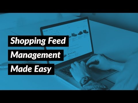 Shopping Feed Automation & Product Listing Optimization
