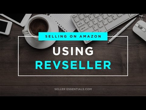 How to Sell on Amazon - Using the Revseller Chrome extension