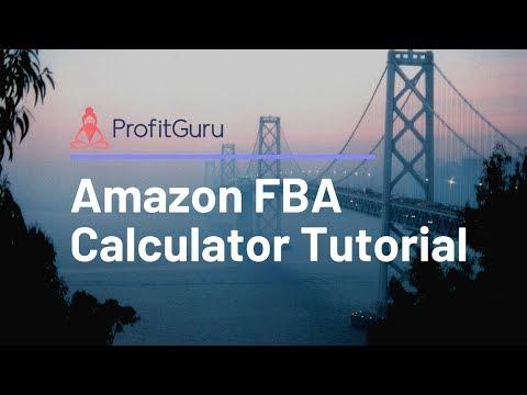 ProfitGuru | Amazon FBA Calculator