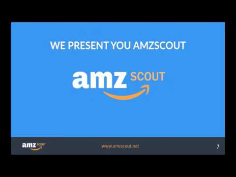 AMZScout - Find Profitable Niches on Amazon!