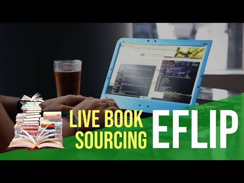 eFLIP Tutorial: How To Buy And Sell Books on Amazon FBA Without Leaving Home ( 2019 )