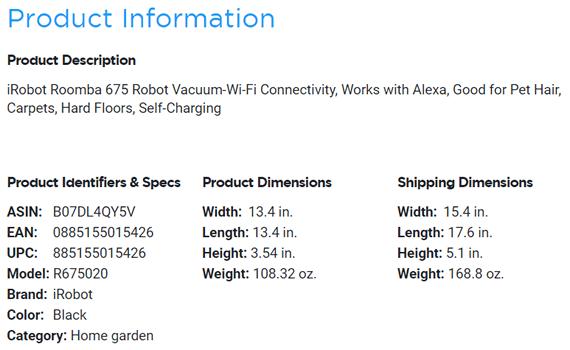 algopix product info