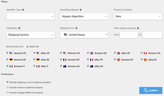 algopix product search