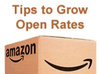 tips to grow amazon open rates