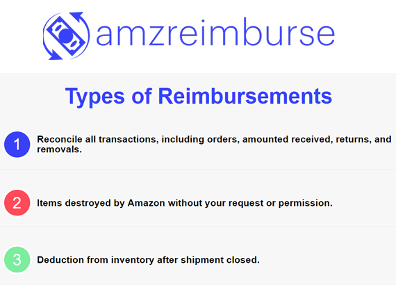 types of reimburse