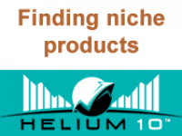 tutorial finding niche products with helium 10