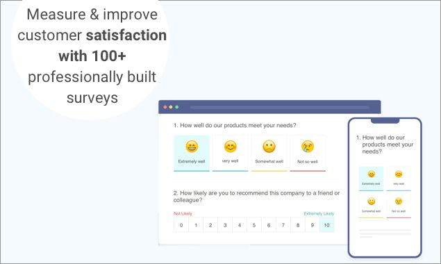 proprofs helpdesk Surveys