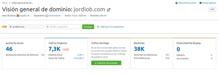 jordiob.com semrush