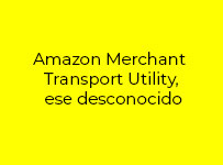 que es amazon merchant transport utility