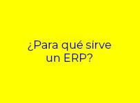 ¿Para qué sirve un ERP en eCommerce?