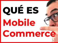 que es mobile ecommerce o m-commerce