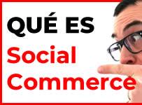 que es social commerce