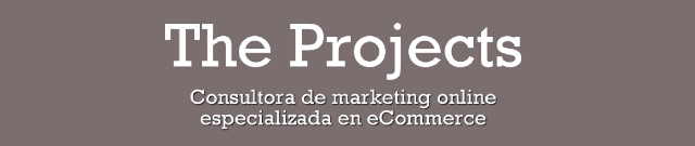 Nace TheProjects.es: consultora de marketing online especializada en eCommerce
