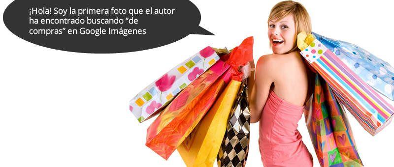 El porcentaje de rebote cuando vas de compras con tu novia