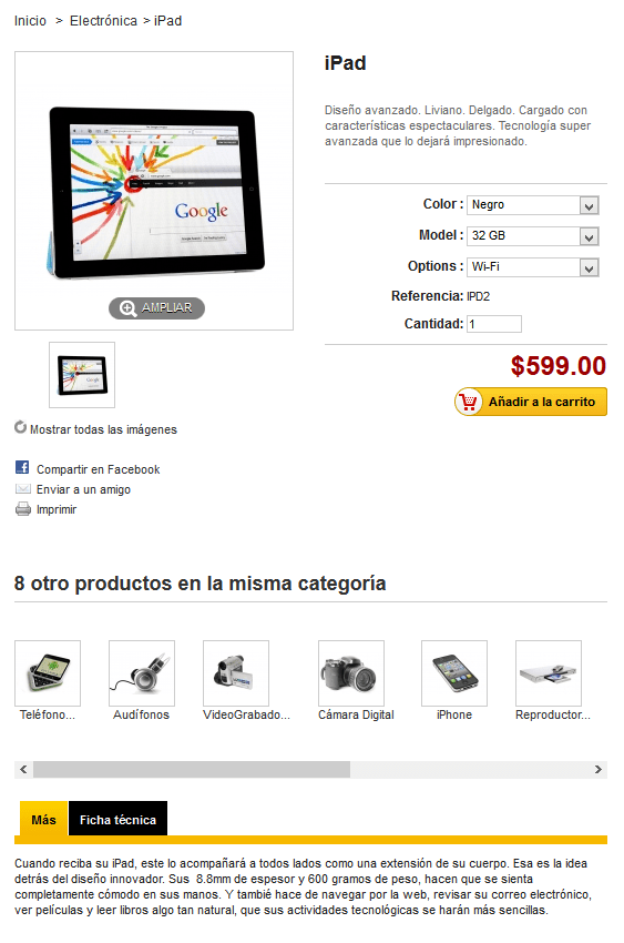 fichaproducto-prestashop