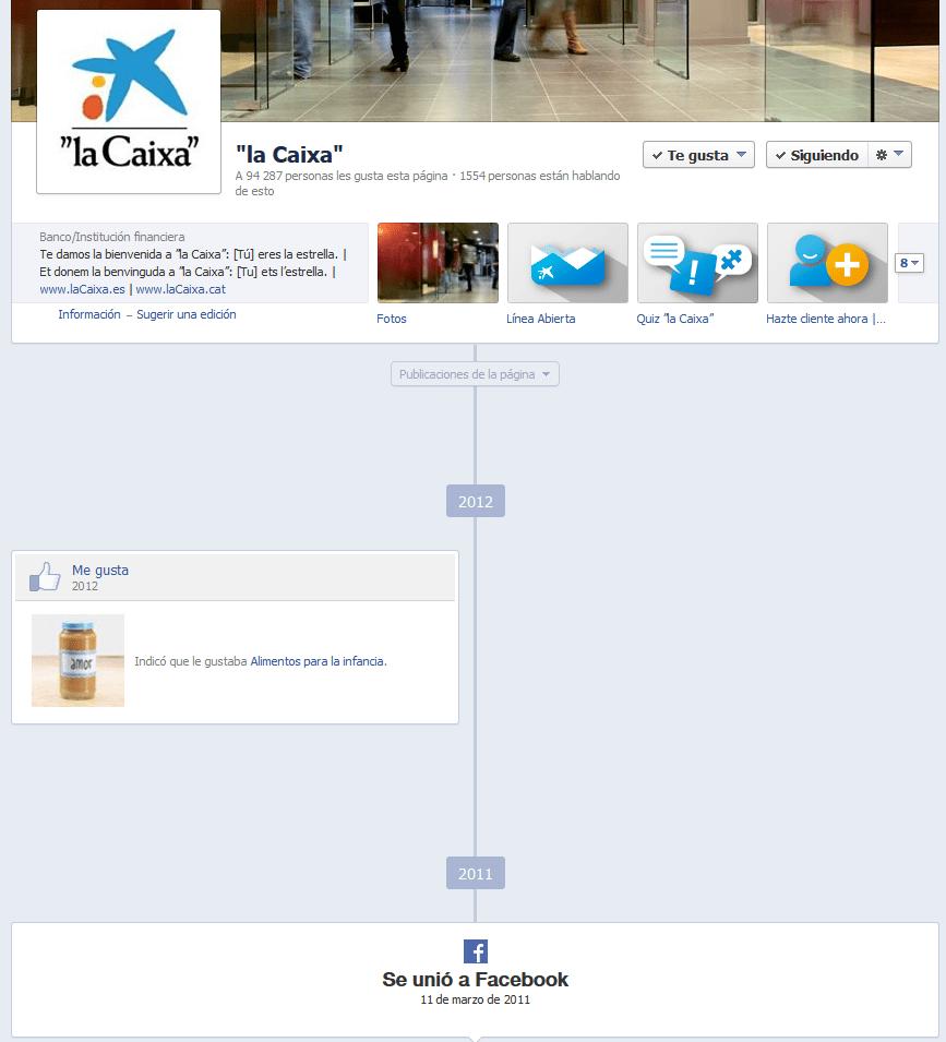 timeline-lacaixa
