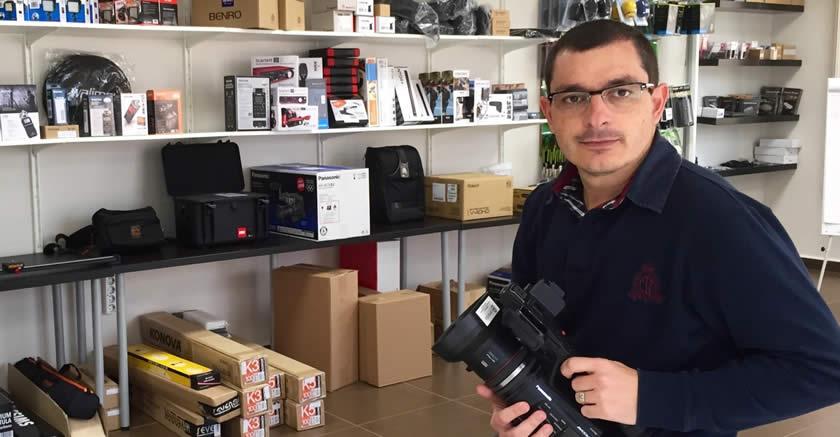Entrevistas ecommerce: José Manuel Boza, de Camaralia