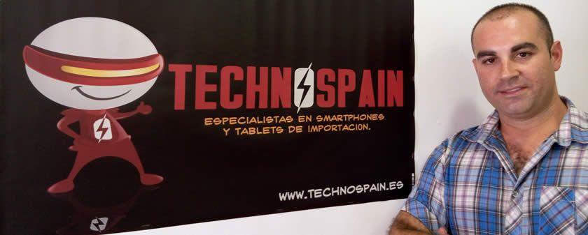 Entrevistas ecommerce: Carlos Perera, CEO de Technospain.es