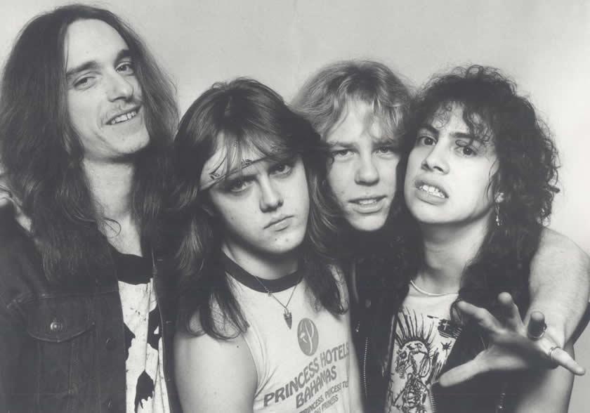 Metallica y el ecommerce