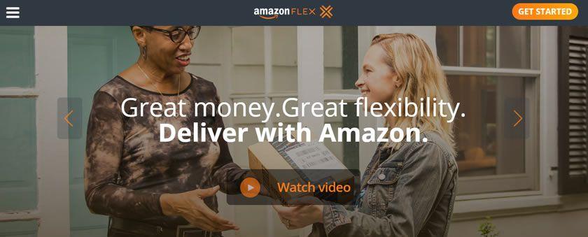 Amazon Flex: el servicio que hará mucha pupita a la logística