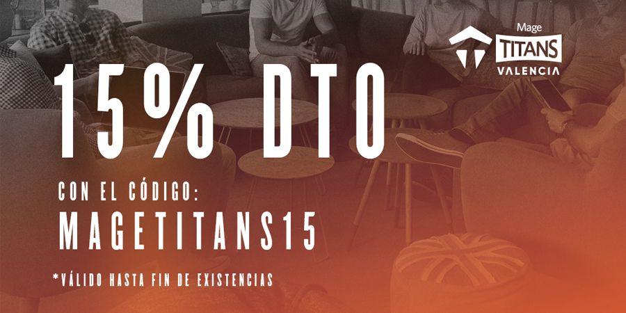 Magetitans, el 30 de junio en Valencia
