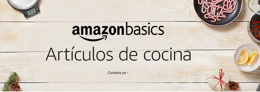 Amazon Basics, el Hacendado de Amazon que revienta (aún más) los precios