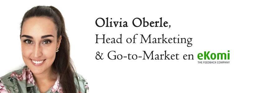 Entrevistas ecommerce: Olivia Oberle de eKomi