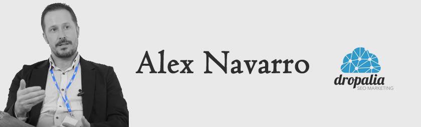 Entrevistas ecommerce: Alex Navarro de Dropalia, Vivirdelared y mil movidas más