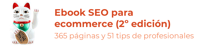 Ebook: SEO para ecommerce