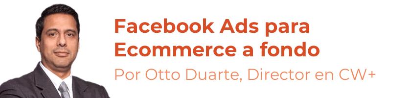 Facebook Ads para Ecommerce
