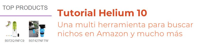 tutorial helium 10