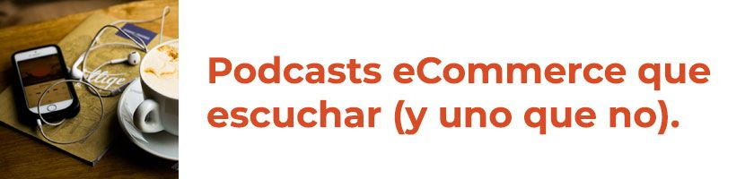 Podcast Ecommerce